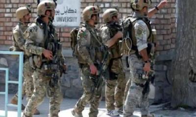 আফগান বাহিনীর হামলায় ১৩ তালেবান নিহত