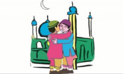 ধর্মীয় ভাবগাম্ভীর্যে পালিত হচ্ছে পবিত্র ঈদ উৎসব