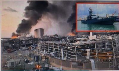 বৈরুত বিস্ফোরণে বাংলাদেশ নৌবাহিনীর ১৯ সদস্য আহত