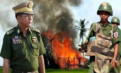 রাখাইন হত্যাকাণ্ডে জড়িতদের বিচার করা হবে : মিয়ানমার সেনাবাহিনী