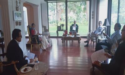 'করোনা মোকাবেলায় স্বাস্থ্য মন্ত্রণালয়কে দেয়া হয়েছে ২৫০ কোটি টাকা'