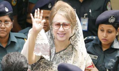 শর্ত ভঙ্গ করলে খালেদার জামিন বাতিল : অ্যাটর্নি জেনারেল