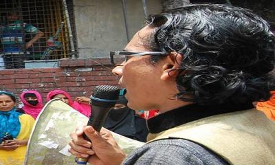 অধিকাংশ রাজনৈতিক দলই জনতার কথা ভাবে না: মেহেদী