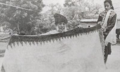 ঐতিহ্য হারাতে বসেছে ভেড়ার লোমের দেশি কম্বল