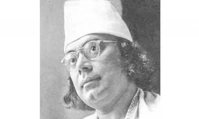 সর্বকালের সর্বশ্রেষ্ঠ বাঙালি: তৃতীয় স্থানে কবি নজরুল