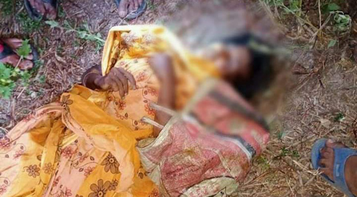 ঝিনাইদহে বিল থেকে বিধবা নারীর মৃতদেহ উদ্ধার
