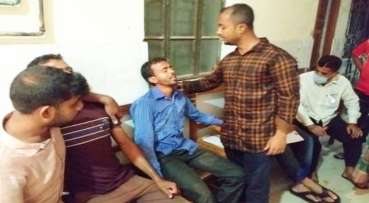 ঝিনাইদহে নসিমন-মোটরসাইকেলের মুখোমুখি সংঘর্ষে কৃষক নিহত