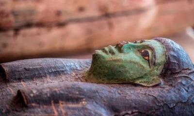 মিশরে মূল্যবান প্রাচীন নিদর্শন পাওয়া গেছে