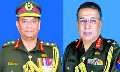 সেনাবাহিনীর নতুন সিজিএস আতাউল, লে. জেনারেল হলেন আকবর