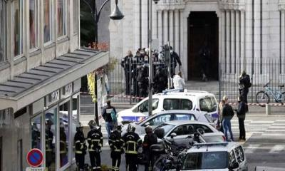 ফ্রান্সে গির্জায় ছুরিকাঘাতে নারীসহ ৩ জনকে হত্যা