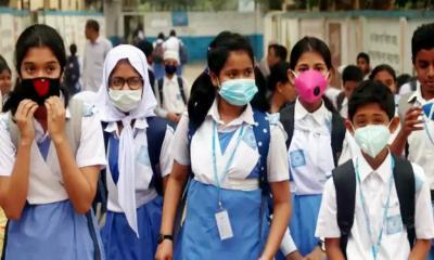 'সীমিত পরিসরে শিক্ষাপ্রতিষ্ঠান খোলার চিন্তা'