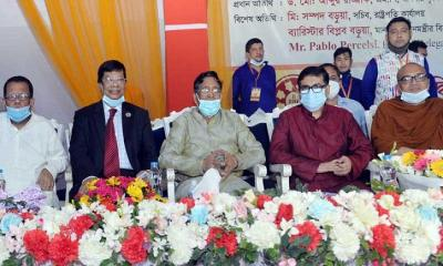 শেখ হাসিনা অসাম্প্রদায়িক বাংলাদেশ প্রতিষ্ঠিত করেছেন
