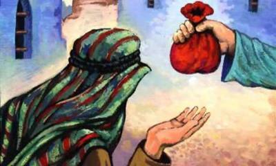 জাকাত যেভাবে দেবেন, যাকে দেবেন