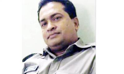 ডিবি পরিদর্শক বরখাস্ত