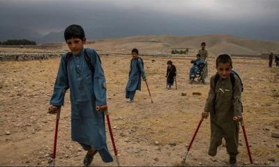 আফগান যুদ্ধে হতাহত ২৬ হাজার শিশু