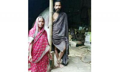 বোয়ালমারীতে ১০ বছর ধরে শিকলবন্দী যুবক