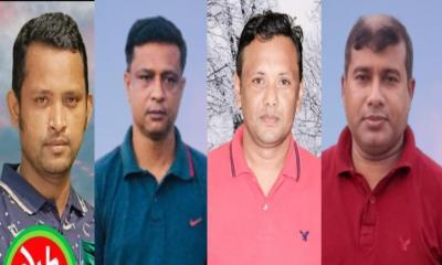 নোয়াখালীতে ৪ সাংবাদিকের বিরুদ্ধে মামলা