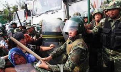 উইঘুরদের ওপর গণহত্যার অভিযোগ বানোয়াট: চীন