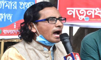 মামুনুল ও দুর্নীতিবাজদেরকে পুষে রাখবেন না: মোমিন মেহেদী