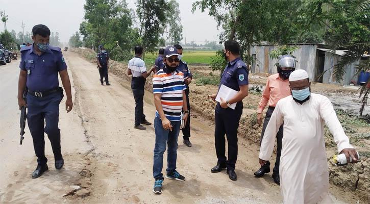 বগুড়ায় কওমী মাদ্রাসা শিক্ষককে গুলি করে হত্যা