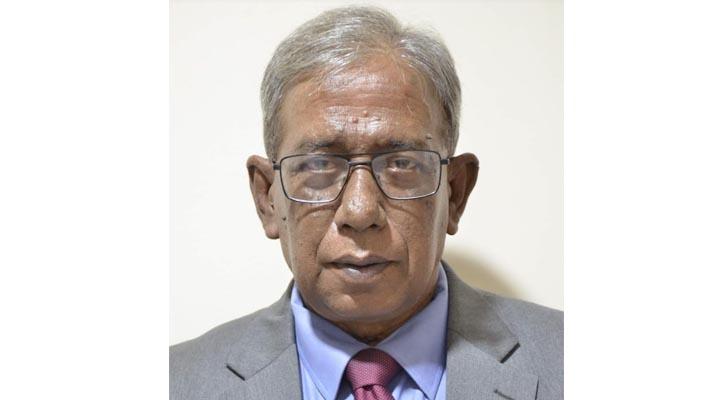 বেরোবির ৫ম উপাচার্য ড.হাসিবুর রশিদ