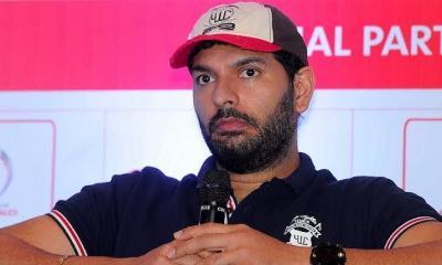 ভারতের সাবেক ক্রিকেটার যুবরাজ সিং গ্রেপ্তার