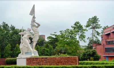 বাকৃবিতে ৫০ কোটির উন্নয়নমূলক কাজ সম্পন্ন, চলমান ৫০ কোটির কাজ