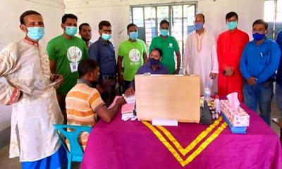 ধামইরহাটে ৮০০ রোগীকে ফ্রি চিকিৎসা সেবা প্রদান