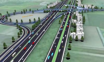 ঢাকা-চট্টগ্রাম এক্সপ্রেসওয়ে নির্মাণ প্রকল্প বাতিল