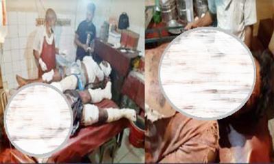 বেনাপোলে বোমা বিষ্ফোরনে তিন যুবক আহত