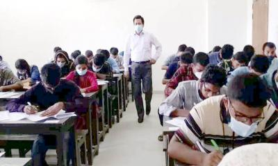 নজরুল বিশ্ববিদ্যালয়ে গুচ্ছ পদ্ধতির 'এ' ইউনিটে অনুপস্থিত ৭৭৪ জন