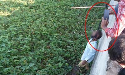 ব্রাহ্মণবাড়িয়ায় রডে ঝুলছে পাহারাদারের লাশ